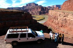 Safari 4X4 et Rafting - Arches