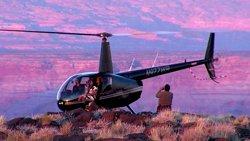 Tower Butte en hélicoptère - Page, Arizona