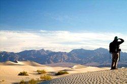 Journée à Death Valley