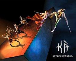 Spectacle KÀ Cirque du Soleil