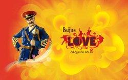 Spectacle Love Cirque du Soleil