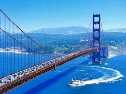Croisière sous le Golden Gate - San Francisco