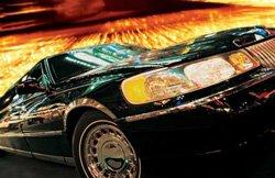 La Strip en limousine
