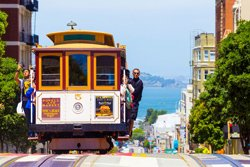 Cable Car - Sanfrancisco