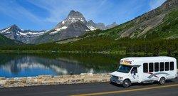 Visite guidée du parc Glacier, West Glacier, MT