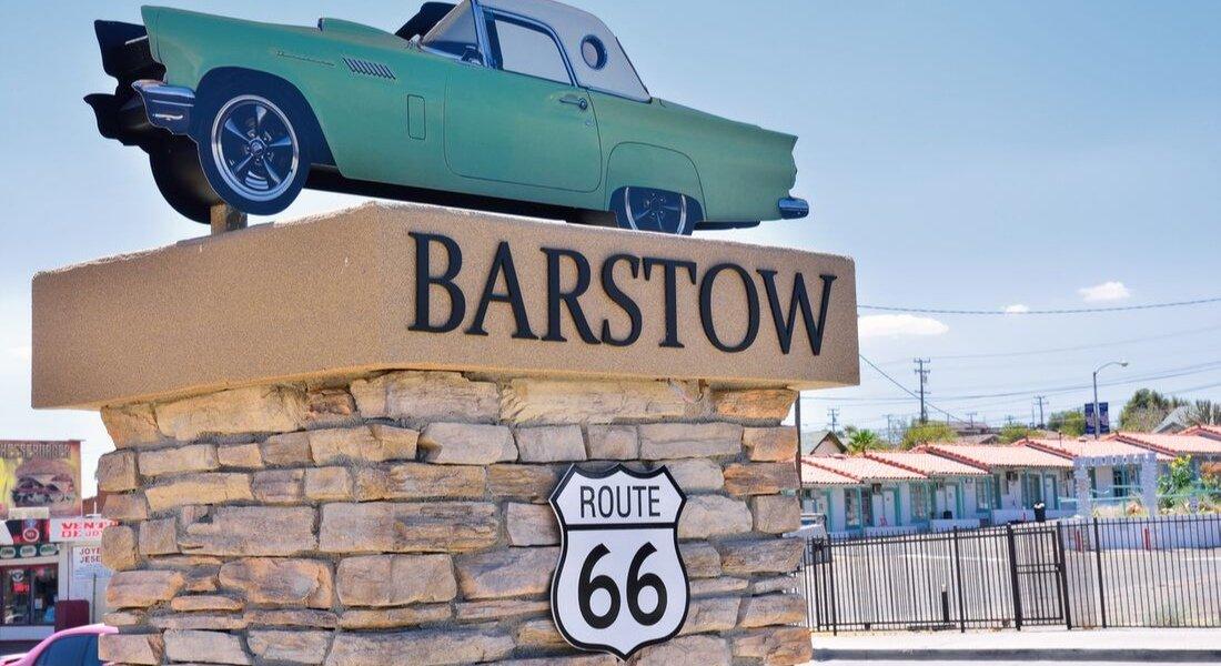 Barstow 66