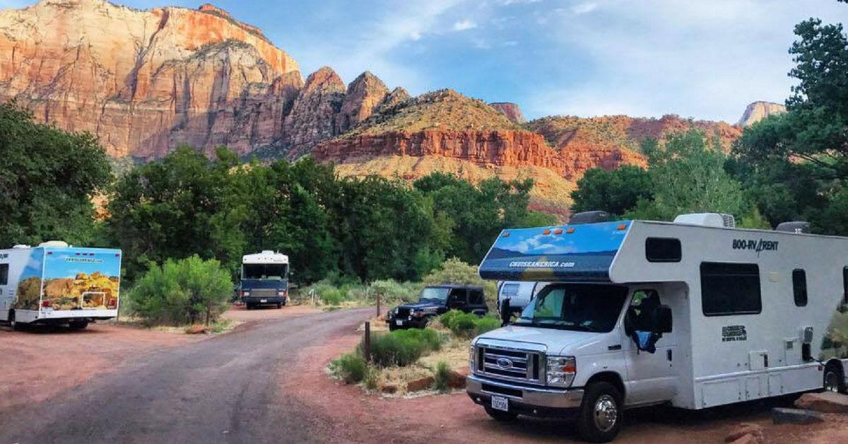 3 Bonnes Raisons De Ne Pas Voyager En Camping Car Dans L Ouest Americain
