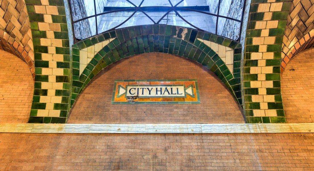 City Hall Station New York