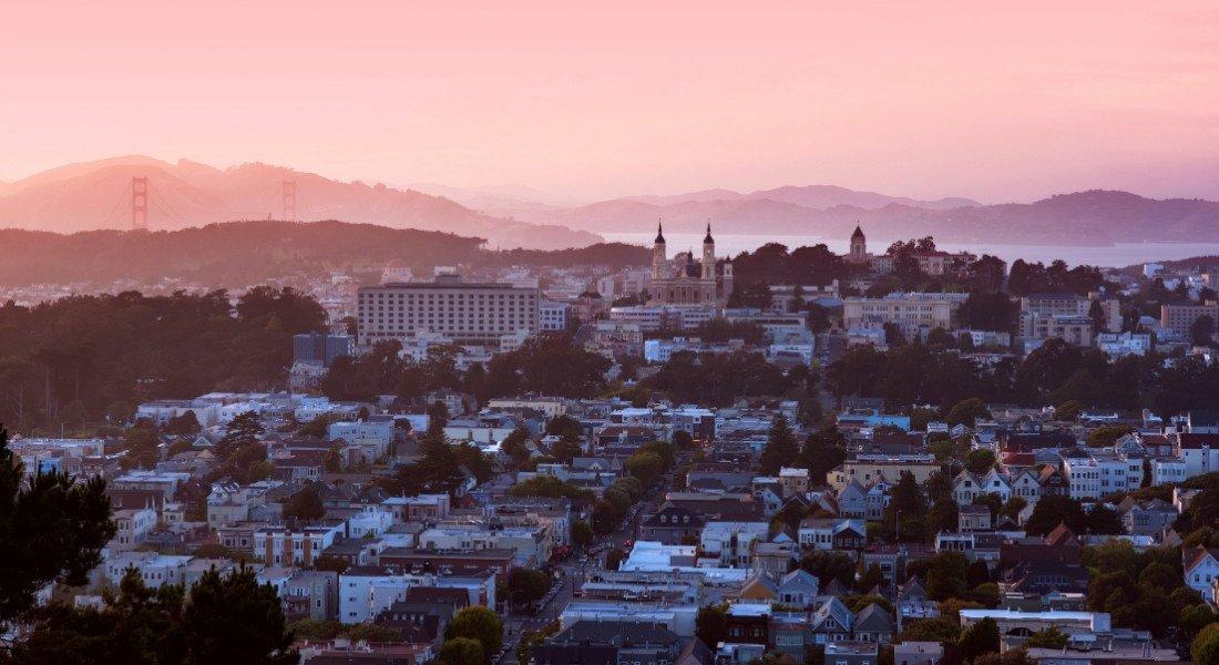 Corona Heights Park à San Francisco