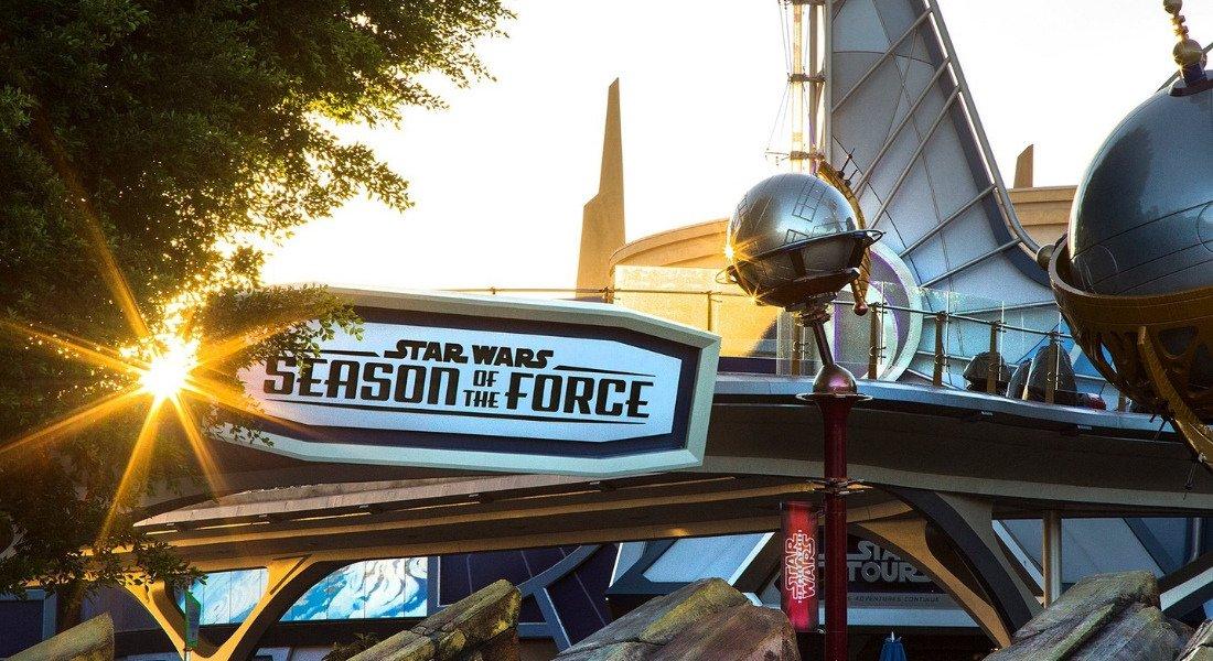 Star Wars Galaxy's Edge à Disneyland Anaheim