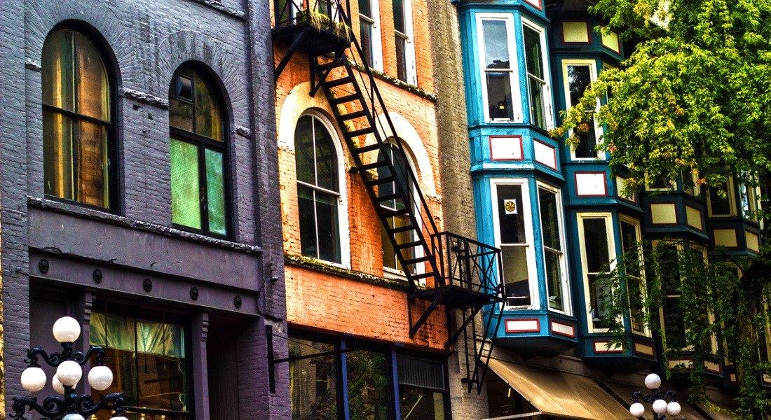 Quartier historique Gastown