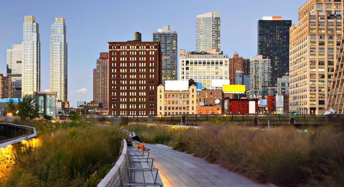 High Line Park New York