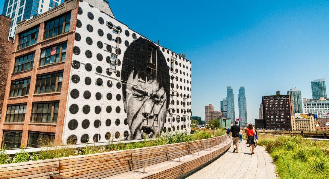 High Line de New York