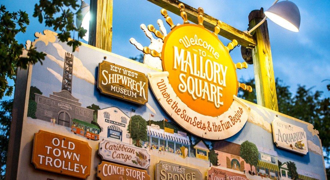 Mallory Square Sunset Celebration Key West