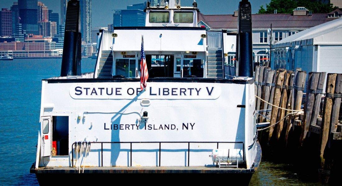 Croisière vers la Statue de la Liberté