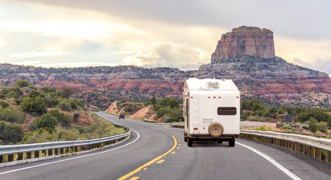 camping car etats unis cote ouest