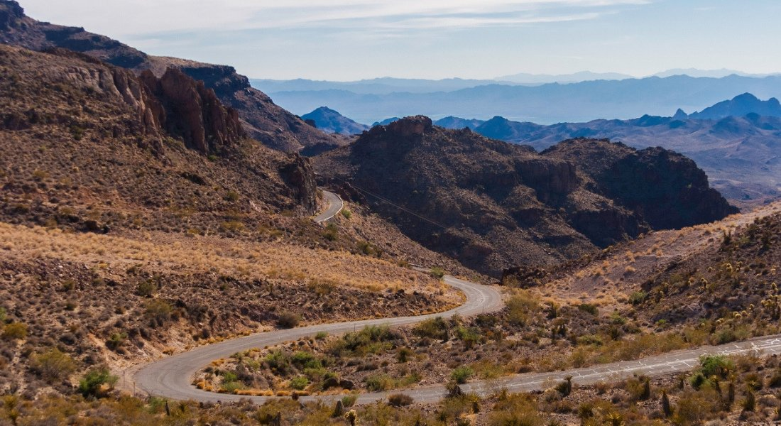 route 66 Sitgreaves Pass