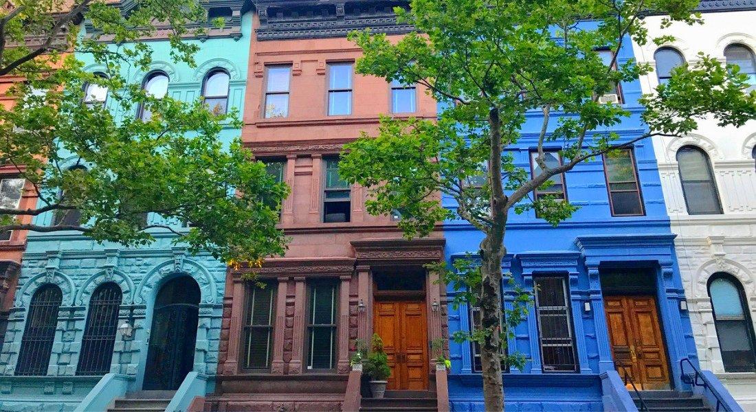 Brownstones de Brooklyn