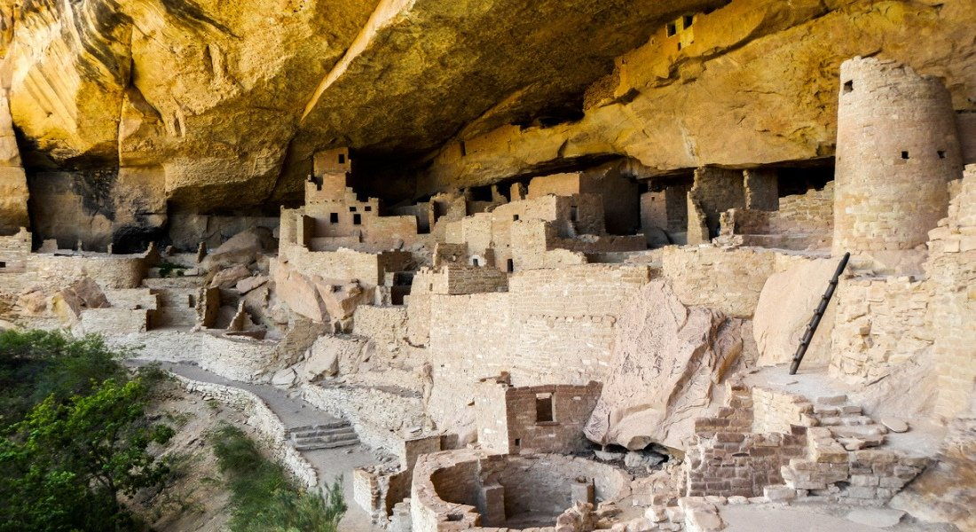 Bâtiments troglodytiques de Mesa Verde