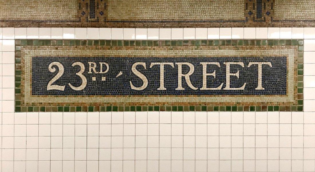 Stations de métro de New York