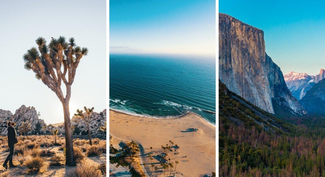 tourisme californie