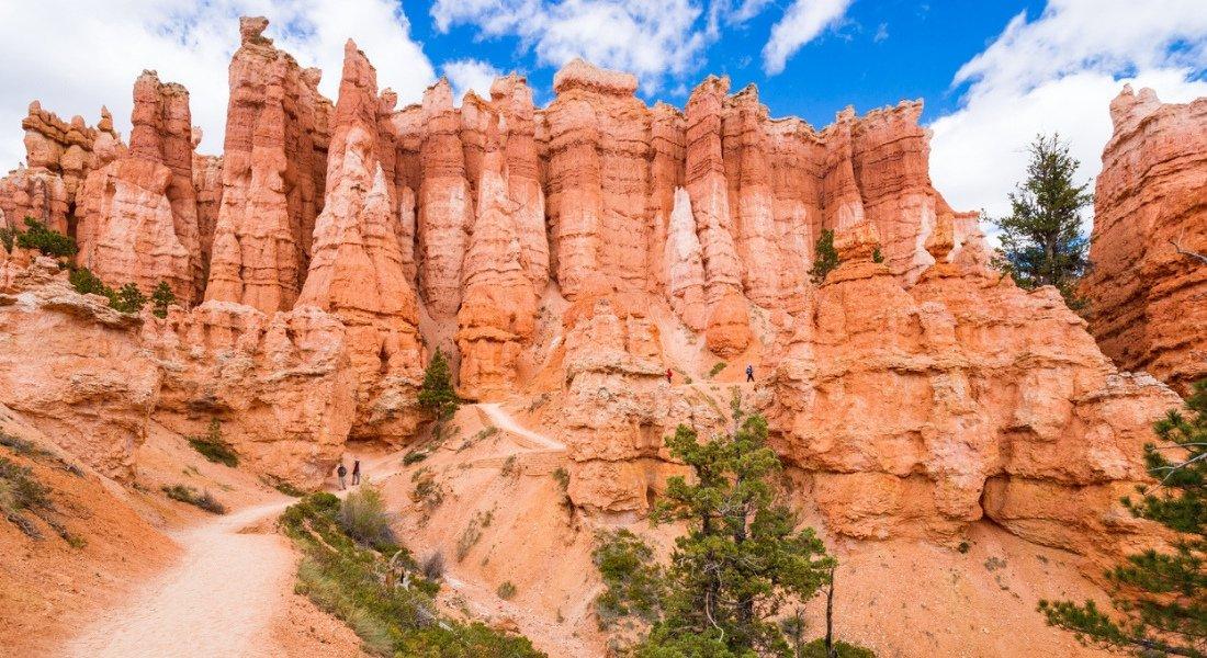 queens garden hike bryce canyon
