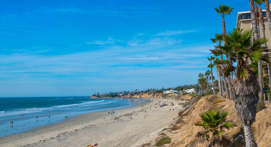 Pacific Beach à San Diego