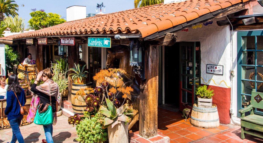 Restaurants dans la Old Town de San Diego