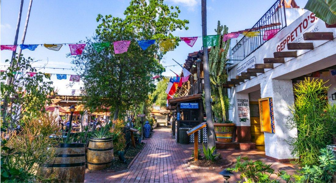 Old Town de San Diego