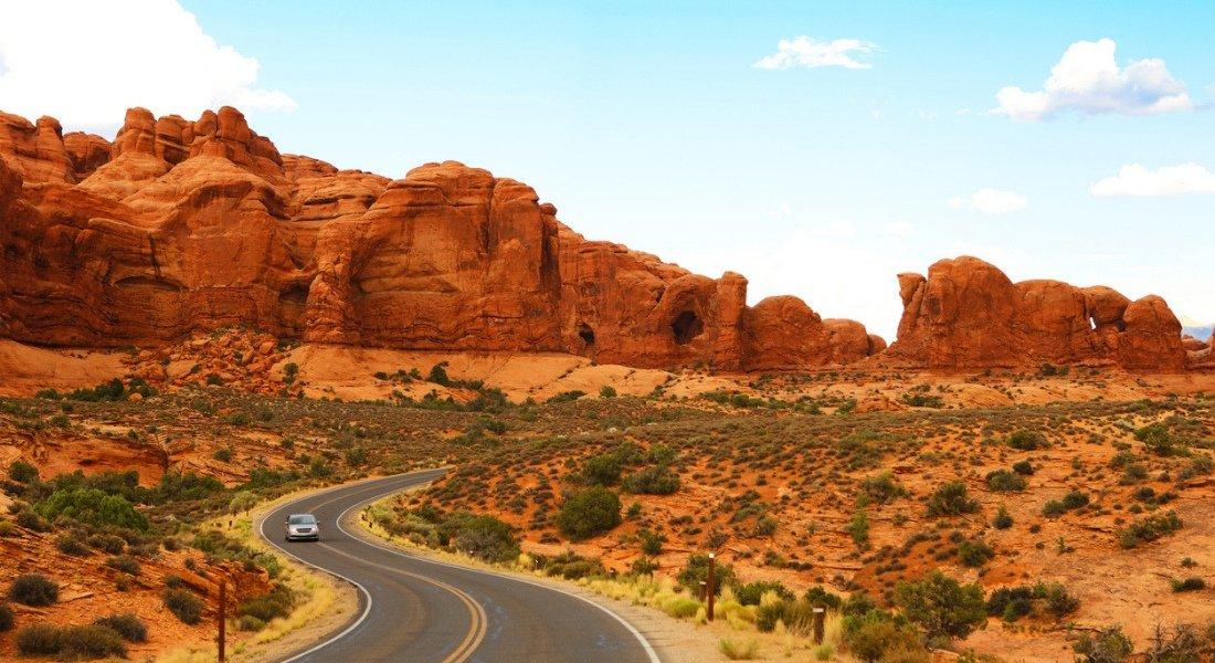 road trip parc national des arches