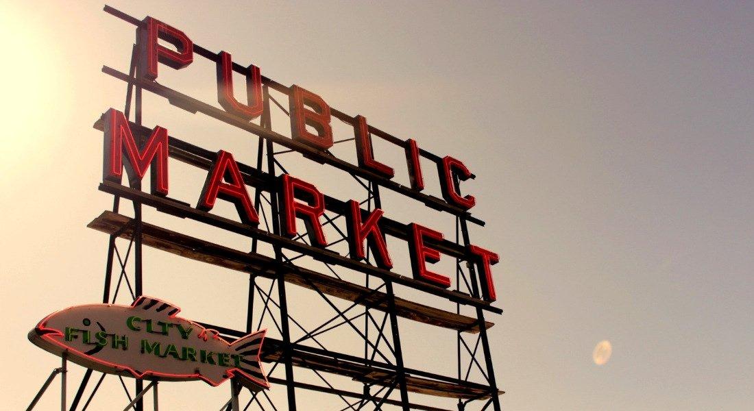 Public Market de Seattle