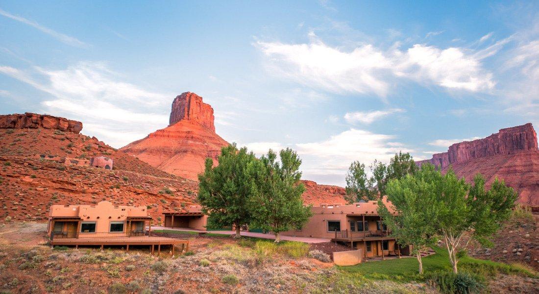 Sorrel River Ranch dans l'Ouest américain
