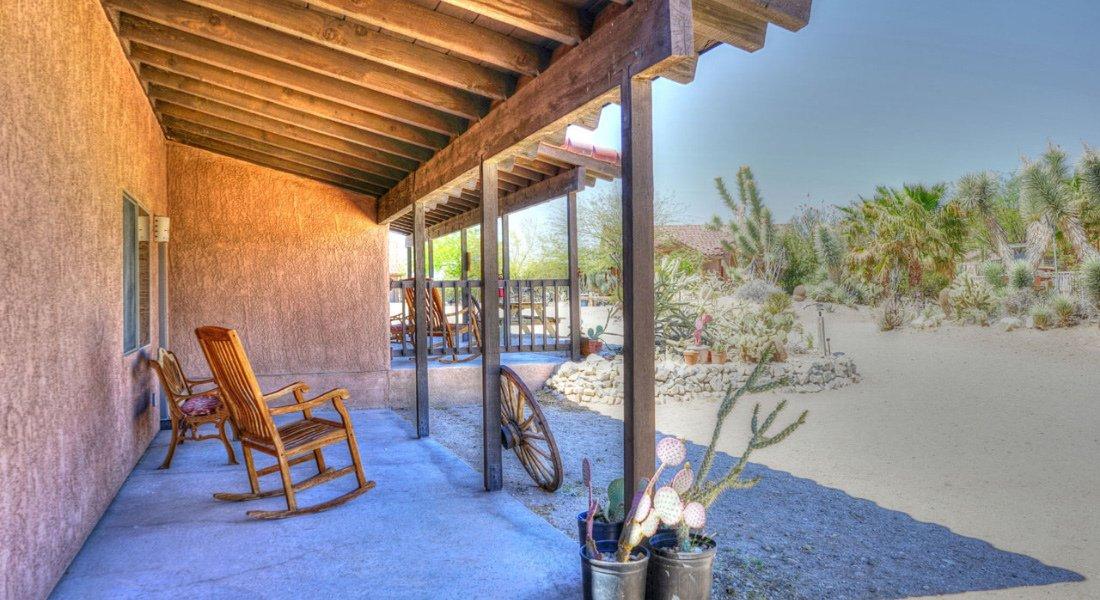 Stagecoach Trails Guest Ranch pour jouer au cowboy