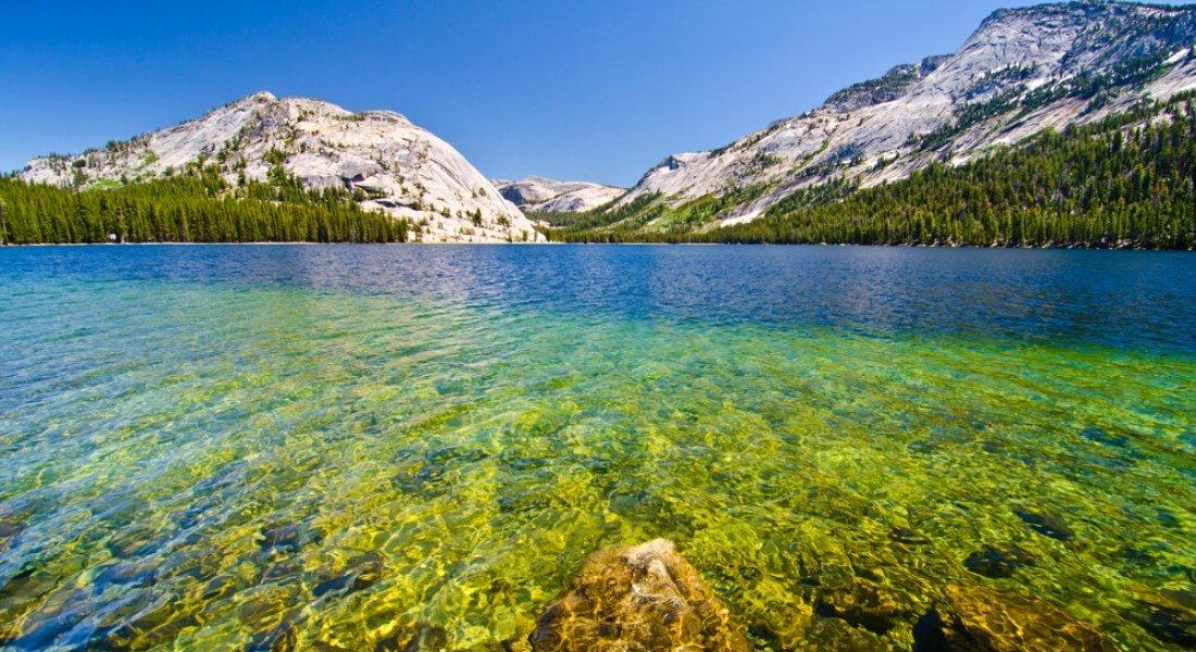 lac tenaya yosemite