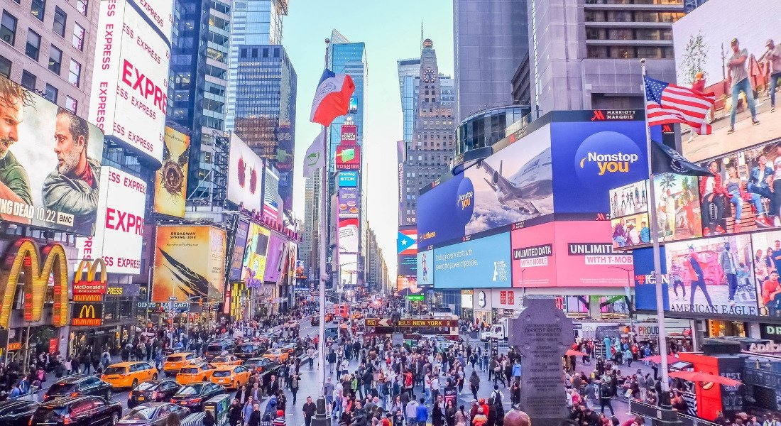 Times Square Shops