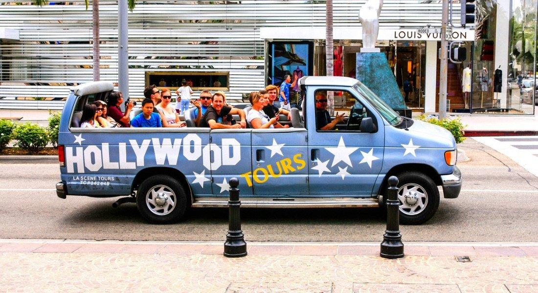 Tour guidé des maisons de stars à Los Angeles
