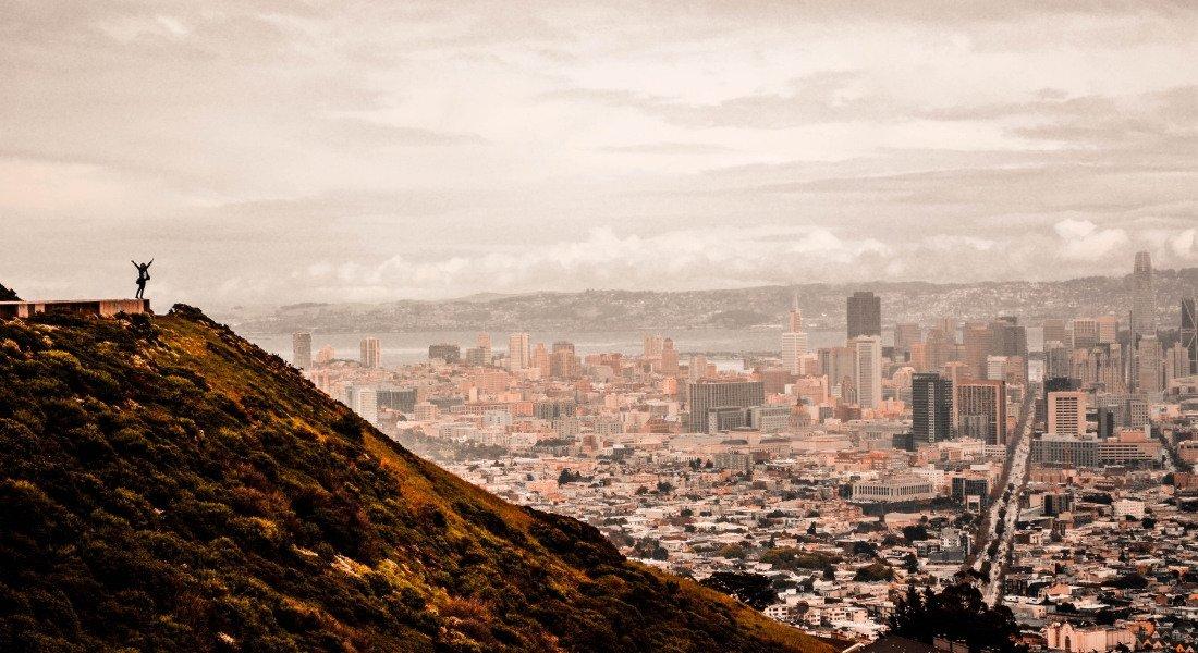 Vue de Twin Peaks
