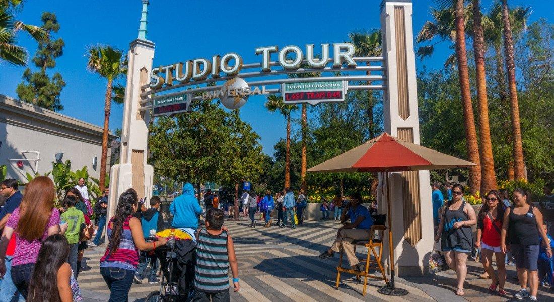 Studio Tour en famille aux Universal Studios