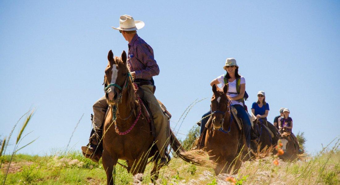 Zion Mountain Ranch Horseback Riding