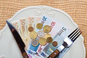 Budget repas aux États-Unis