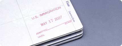 passeport pour les USA