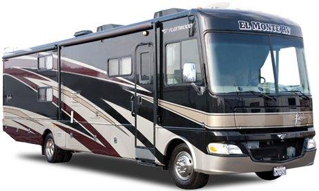 location d 39 un camping car classe a af34 aux tats unis avec el monte. Black Bedroom Furniture Sets. Home Design Ideas