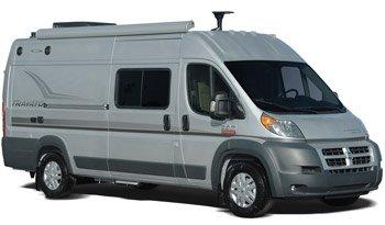 location du camping car travato classe b aux tats unis avec best time rv. Black Bedroom Furniture Sets. Home Design Ideas