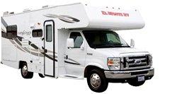 location d 39 un camping car c22 aux tats unis avec el monte. Black Bedroom Furniture Sets. Home Design Ideas