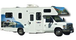 location du camping car c25 aux tats unis avec cruise america. Black Bedroom Furniture Sets. Home Design Ideas
