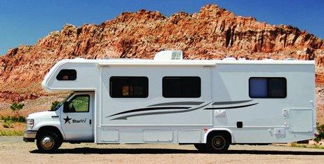 location d 39 un camping car c31 perseus aux tats unis avec star rv. Black Bedroom Furniture Sets. Home Design Ideas