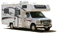 location de camping car c19 aux tats unis. Black Bedroom Furniture Sets. Home Design Ideas