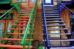 Escaliers du Plateau Mont-Royal
