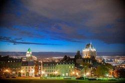 La vieille ville de Québec