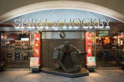 Temple Renommée du Hockey, Toronto